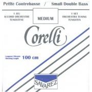JEU petite contrebasse orchestre 1/2 lv : 100cm (350A)