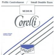 JEU petite contrebasse CORELLI orchestre 1/4 lv : 90cm (350B)