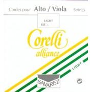 JEU alto ALLIANCE CORELLI médium light (830L)