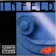 JEU violon INFELD BLEU à tirant moyen (IB100)