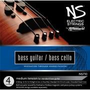 Jeu violoncelle 4/4 électrique NS tirant moyen (NS710)