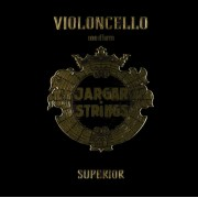 DO violoncelle JARGAR superior - tirant moyen (JC-4-SUP)