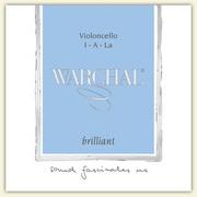 Jeu violoncelle 4/4 BRILLIANT - WARCHAL (W920)