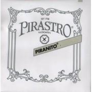JEU violon 4/4 PIRANITO tirant moyen avec LA aluminium / acier (1063)